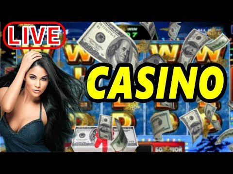 CASINO ONLINE.🔥  Slot machine and Big Win casino 2018. I'll want jackpot in slots! Stream Casino.