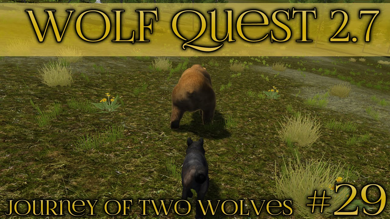 Download Rise of the Stormy Skies Wolf Pack!! 🐺 Wolf Quest 2.7 - Brothers Journey || Episode #29
