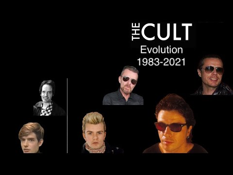 Download The Evolution of The Cult (1983-2021)