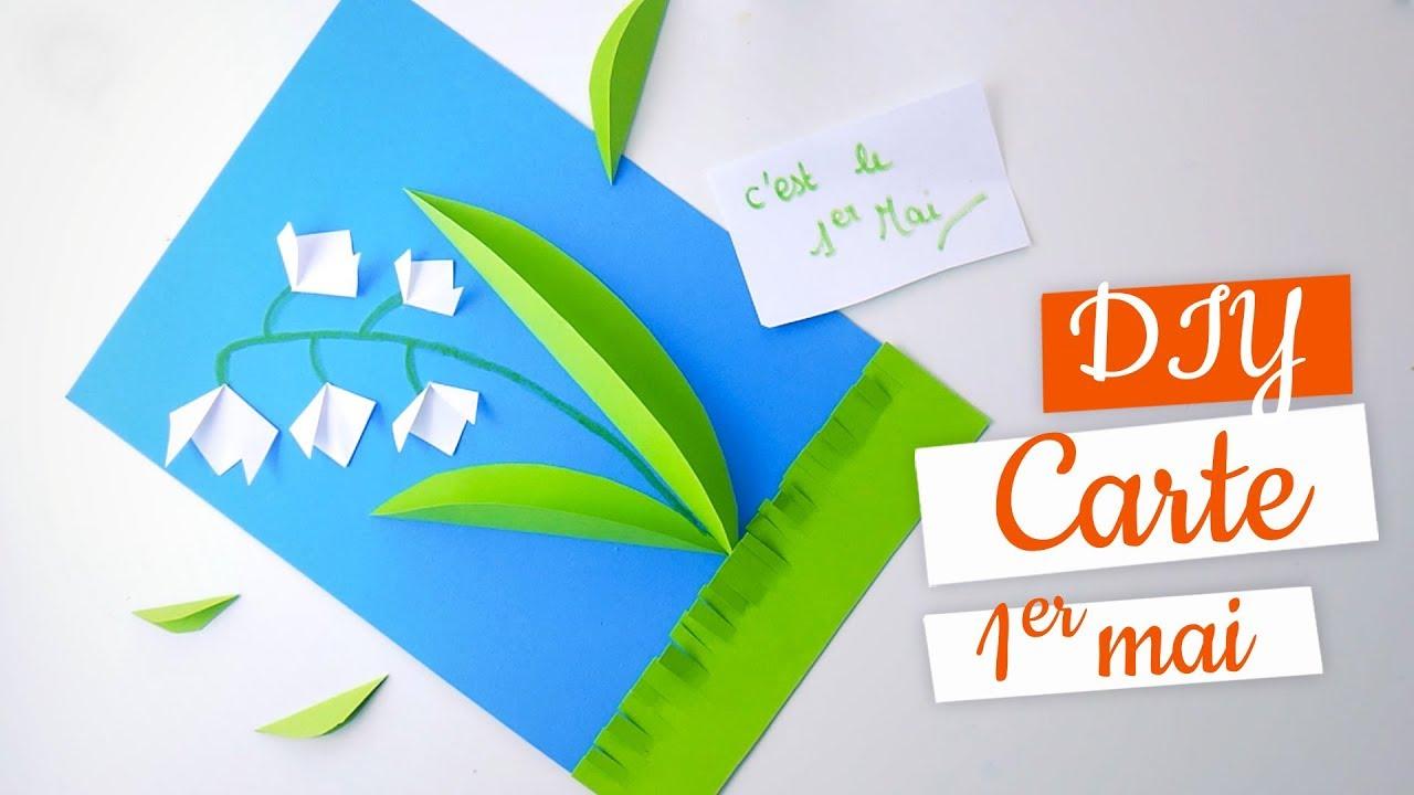 Comment Planter Du Muguet activité manuelle muguet 3d - 1er mai