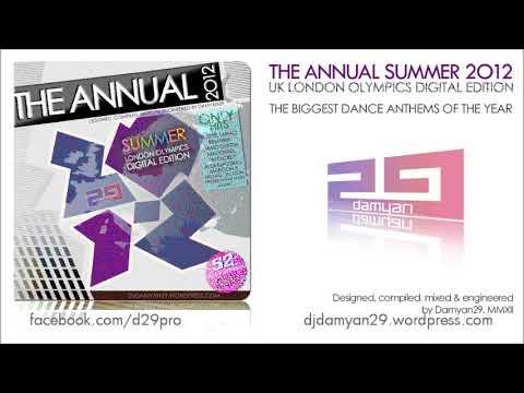 VA - DANCE ANTHEMS SUMMER 2012 Teaser, UK London Olympics - Mixed by Damyan29 DVD Rip