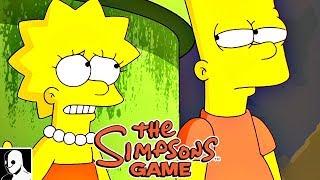 Die SIMPSONS das Spiel Deutsch Gameplay #4 - Videospielhölle für Super Mario, Sonic & Co