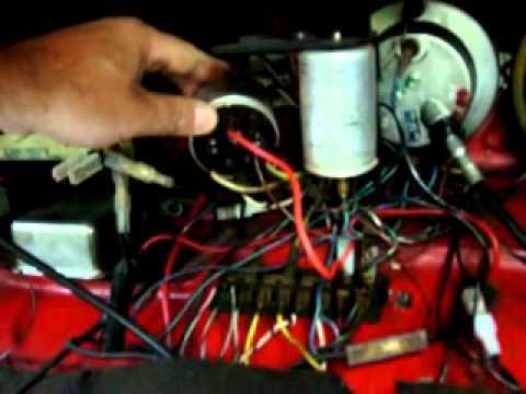 9f274058c47 Tonella - sistema eletrico do fusca  rele dos farois 1 1 - YouTube