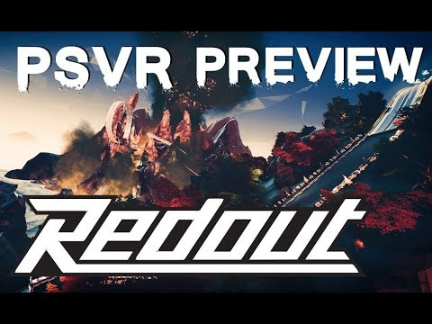Redout (PSVR) preview | The world's fastest racing game is coming to PSVR!