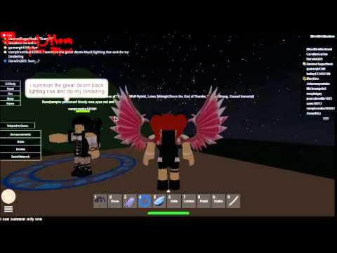 True Blood - Immortal Roleplay ROBLOX - (Meeting Rose the Vampire)