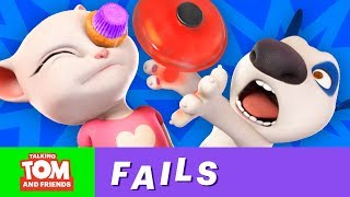 Talking Tom and Friends - Funny Fails