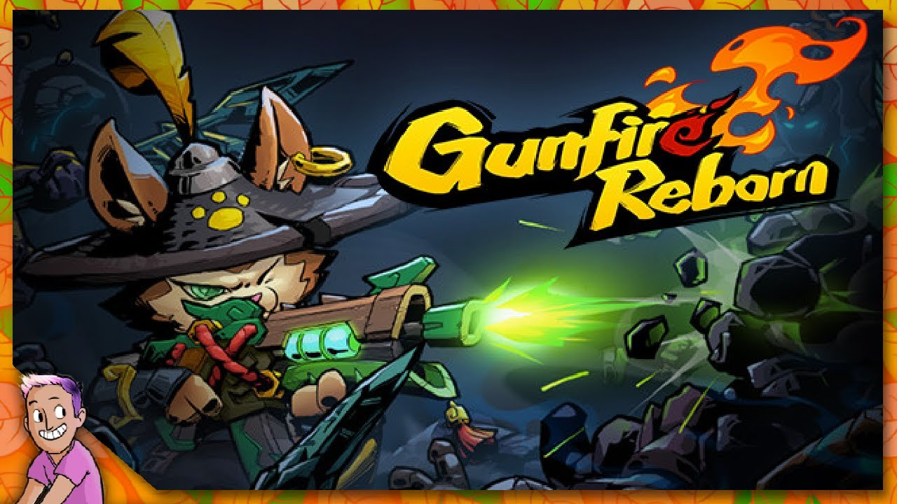 Gunfire Reborn - #1 - Rogue Legacy X Borderlands?!