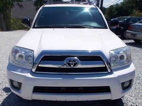 2006 Toyota 4Runner 4dr SR5 V6 Auto (Natl) (Spartanburg, South Carolina)