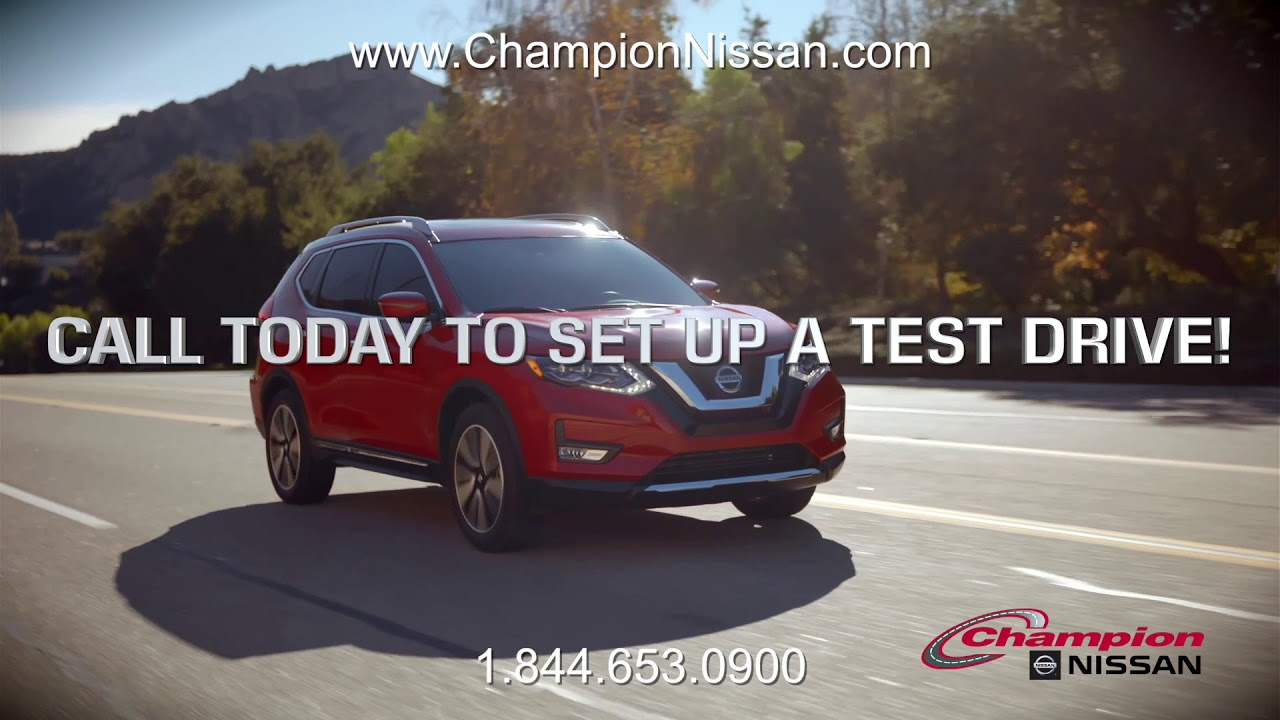 2018 NISSAN ROGUE Commercial - Los Angeles, Valencia, Mission Hills ...