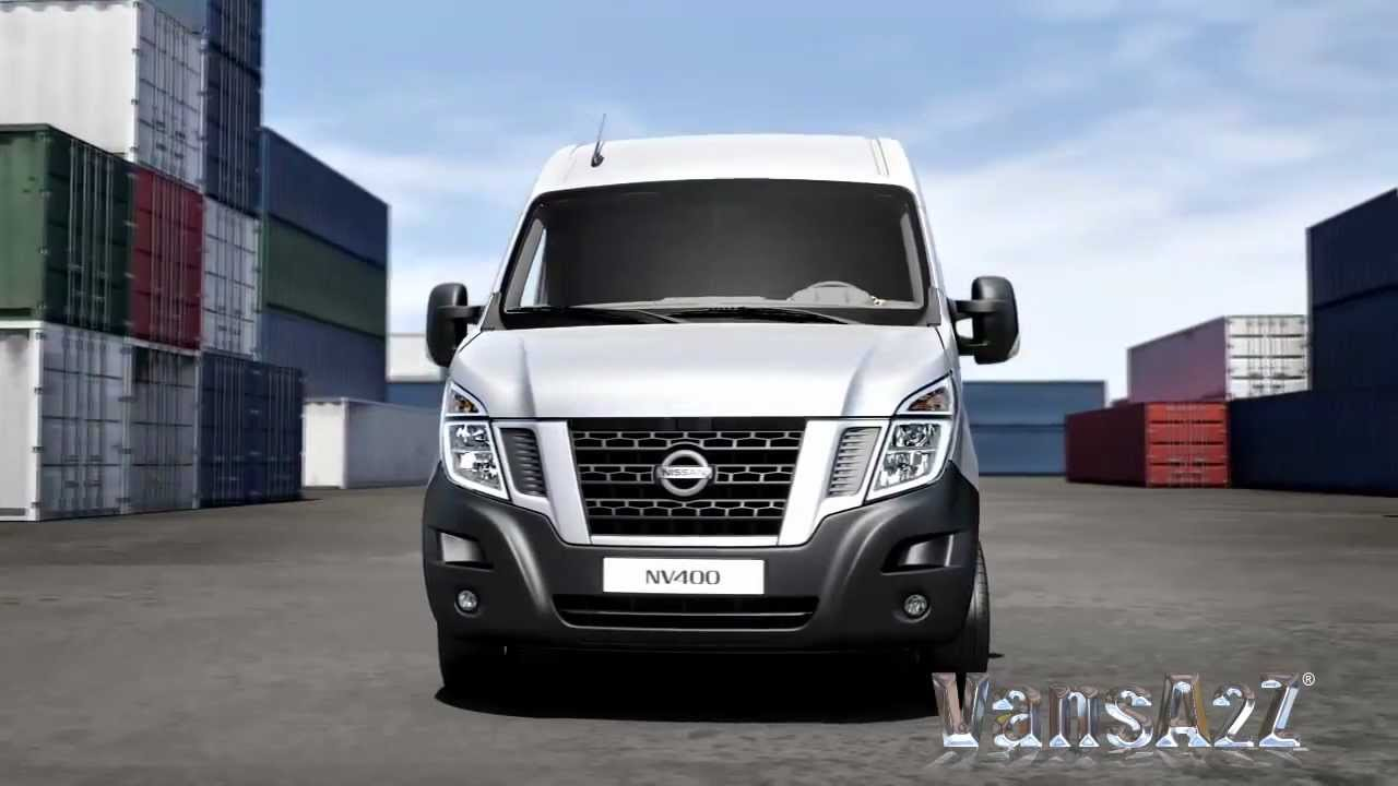 All-new Nissan NV400 goes on sale - YouTube