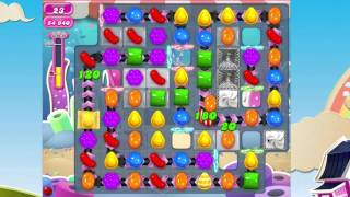 Candy Crush Saga Level 931 No Booster 3* stars 5 moves left