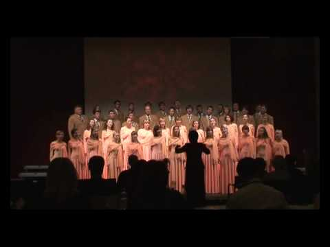 NNSU Academic Choir - Kangaroo (World Choir Games 2008)