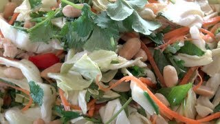 'goi Ga' (vietnamese Chicken Salad) - Nicko's Kitchen