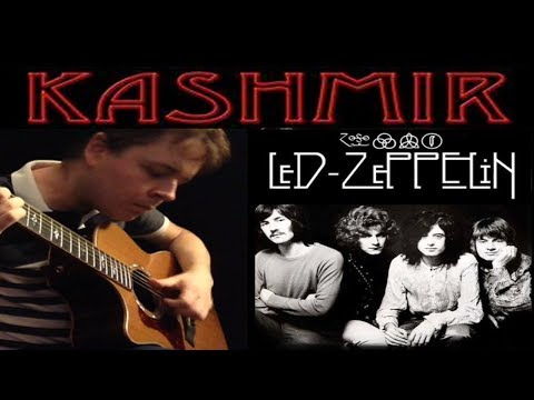 Led Zepplin- Kashmir (Fingerstyle Acoustic Cover)