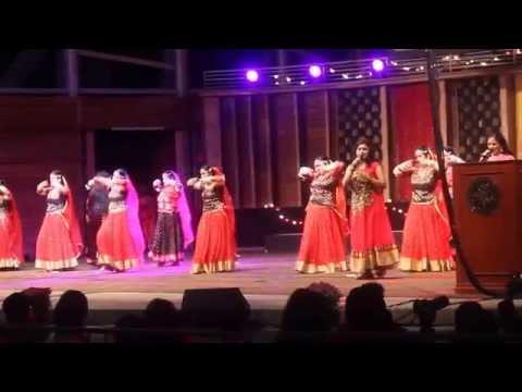 Cary Diwali 2016 With THE Ila Arun