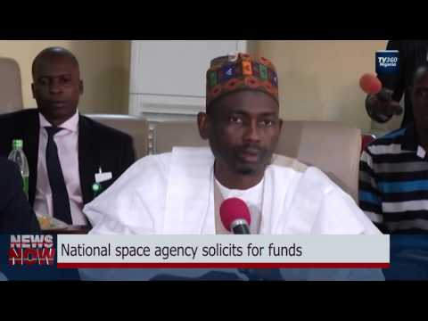 National Space Agency solicits funds