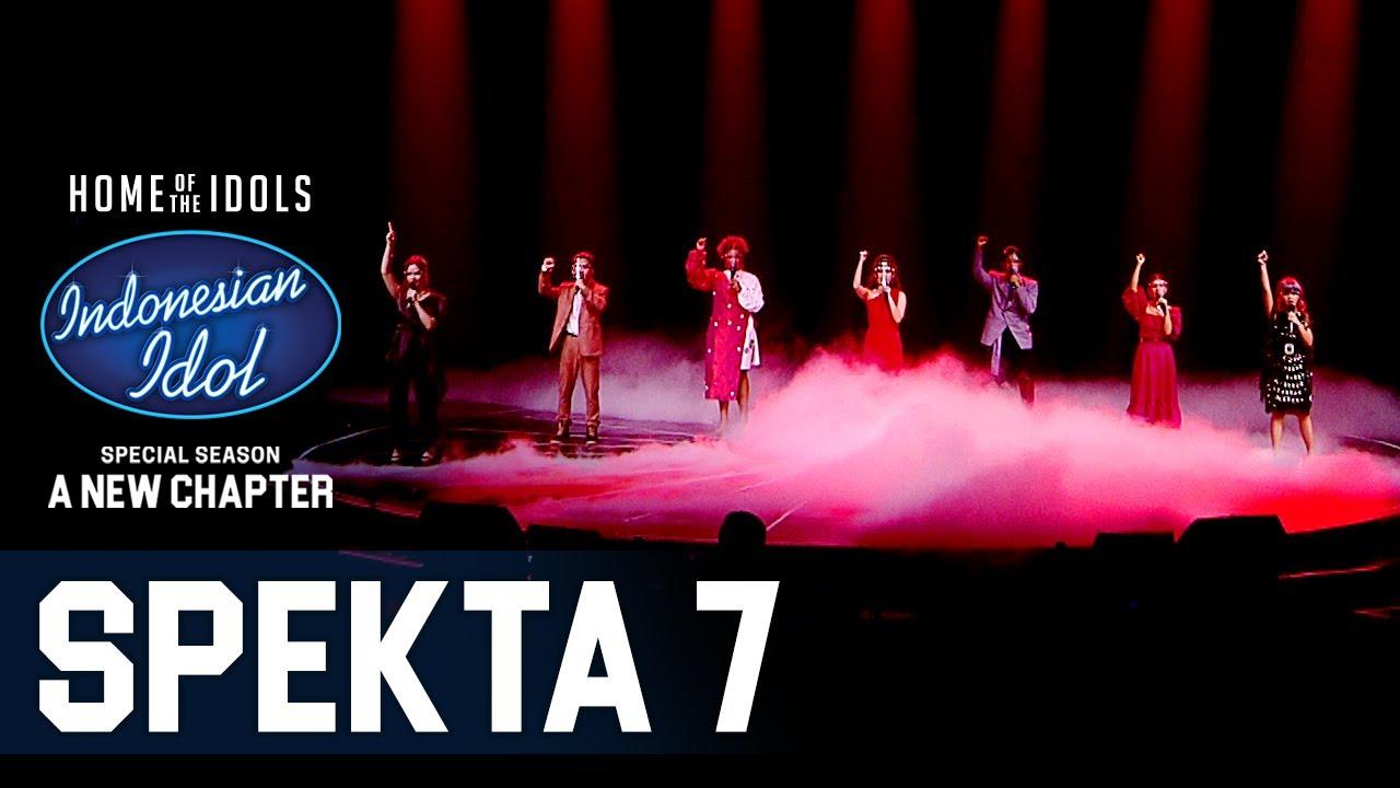 TOP 7 - BATTLE FOR GLORY (Charlotte Churchman) - SPEKTA SHOW TOP 7 - Indonesian Idol 2021