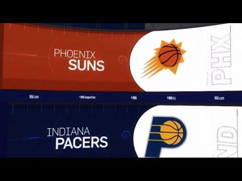 Indiana Pacers vs Phoenix Suns Game Recap | 1/15/19 | NBA