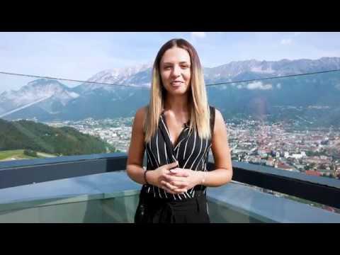 Abnehmen im Liegen zu Besuch in Tirol bei Annika Knapp
