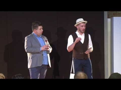 Building Magic in Poland | Michał Kulik & Michał Skubida | TEDxKazimierz