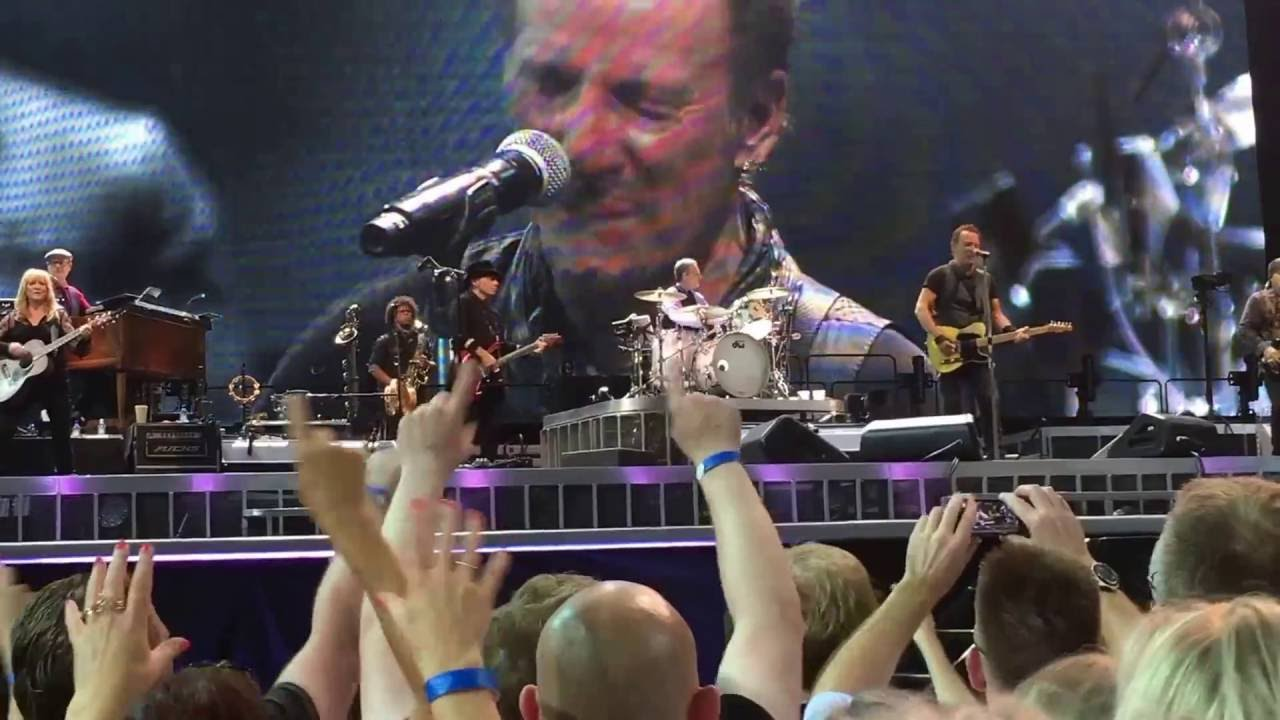 Bruce Springsteen Playlist The River Tour