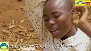 "Wimbo wa  mwisho alioufanya ""Jeremiah  Nyabuto"" (EKERO NDAKWE) LAST  SONG OF MTOTO JEREMIAH NYABUTO"