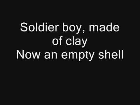 Metallica- Disposable heroes with lyrics