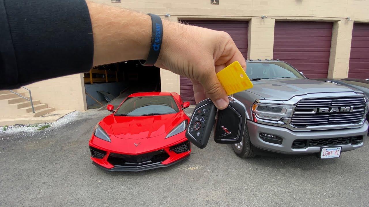 2020 Corvette осмотр перед загрузкой и отправкой нашему клиенту‼️
