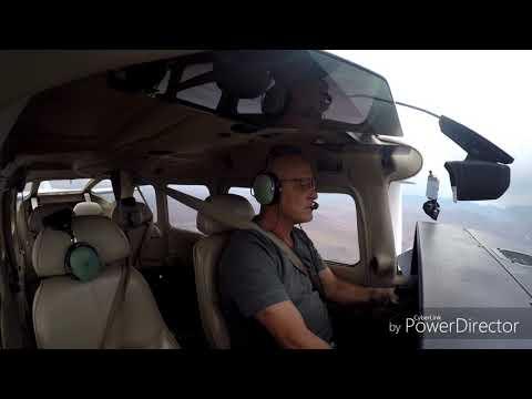 Landing At Beaufort West