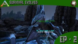 ARK: Survival Evolved - Dino Upload/Download - Series Z - EP-2