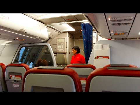 FLIGHT REPORT / NordWind Airbus 321 / Sochi - St Petersburg