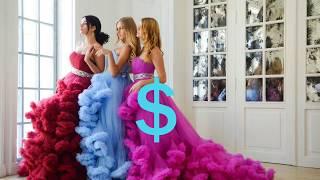 Прокат платьев - зачем покупать, если можно снять!!!