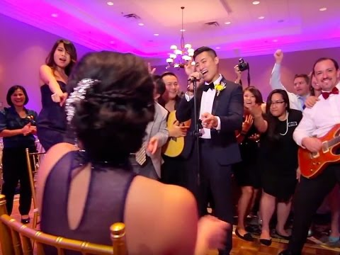 Epic Wedding Dance Music Video and More - YouTube