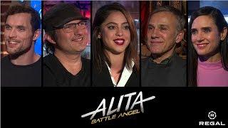 Alita: Battle Angel: Sit Down with the Stars feat. Matthew Hoffman - Regal