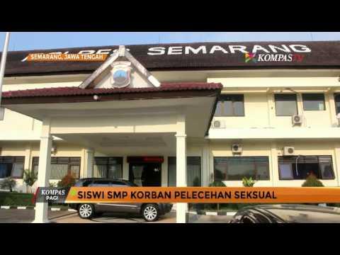 Siswi SMP Jadi Korban Pelecehan Seksual