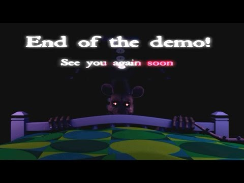 Five Nights at Candy's 3 ENDING || Night 1 COMPLETE [FNAC3]