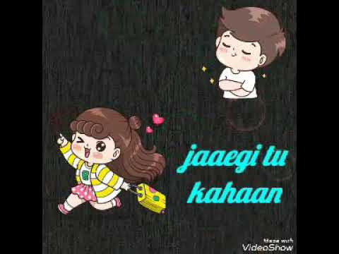 Kabhi aana tu meri gali    Status video  