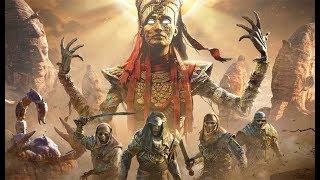 Assassin's Creed Origins:Как быстро нафармить осколки звезд(Проклятие Фараонов)