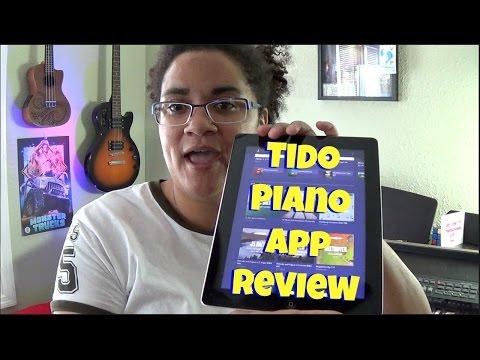 Tido Music Classical Piano App Review