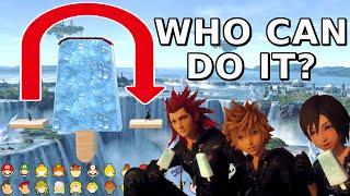 Who Can Make It? Sea-salt I¢e Cream Challenge - Super Smash Bros. Ultimate