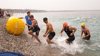 Alanya'da Yapılması Planlanan Triatlon Avrupa Kupası İlgisizlik Nedeniyle İptal Edildi