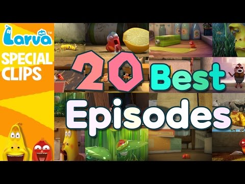 [Official] Best Larva Episode - TOP 20