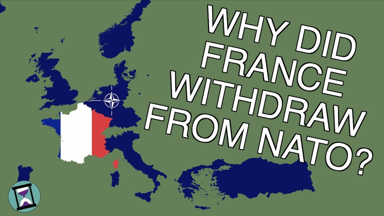 Download Why did France Leave NATO? (Short Animated Documentary)