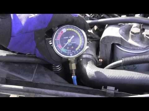 mercedes diesel engine vacuum pump testing youtube. Black Bedroom Furniture Sets. Home Design Ideas