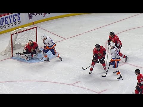 11/25/17 Condensed Game: Islanders @ Senators