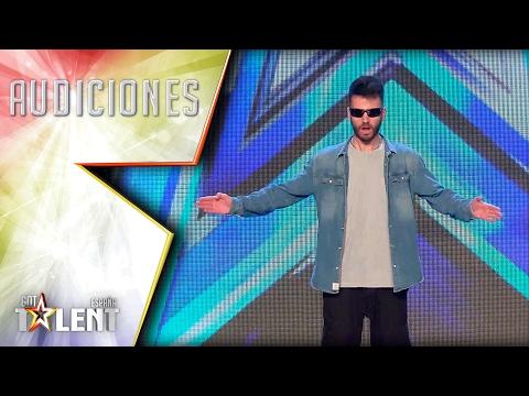 ¡David es una máquina humana! | Audiciones 5 | Got Talent España 2017