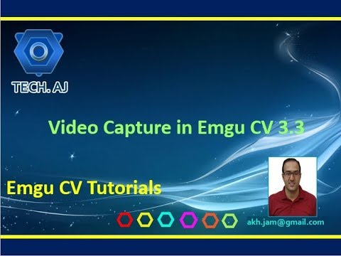 EmguCV #18: Video Capture in Emgucv 3 3