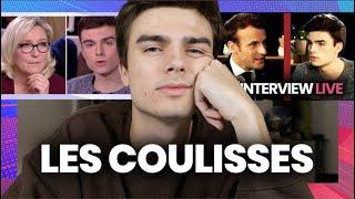 Interviews de Marine Le Pen et Emmanuel Macron : ce que je ne vous ai pas dit