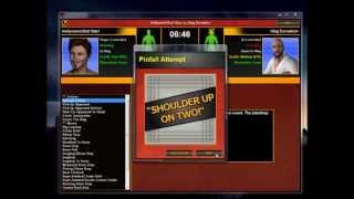 Let's Play Wrestling Spirit 3: Hollywood Bret Starr - Episode 1 (MAW - Rip Chord Invitational)