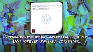 Norman Doray & Tristan Garner feat  Errol Reid - Last Forever (RavenKis 2015 Remix)